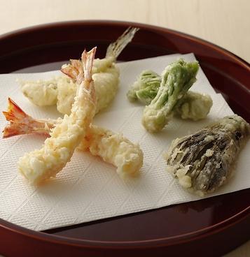 てんぷら近藤のおすすめ料理1