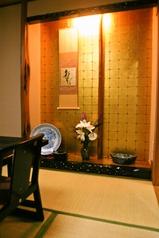 各種ご宴会はもちろん、大切なお客様とのお食事におすすめの個室をご用意。ゆっくりと上質な時間をお過ごし頂けます
