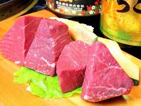 最高級のこだわりのお肉が多数