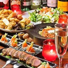 CROSS POINT クロスポイント 新宿東口店のおすすめ料理1