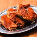 料理メニュー写真オリジナルスパイス チキンウイング