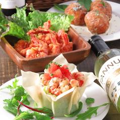 TRATTORIA ROSSO Piatto ピアットのおすすめ料理1