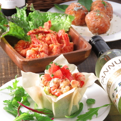 TRATTORIA ROSSO Piatto トラットリア ロッソ ピアットのおすすめ料理1