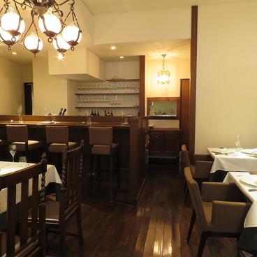 Restaurant Minet. レストラン ミネの雰囲気1