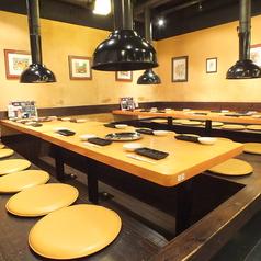 焼肉 ふうふう亭 柏東口店の雰囲気1