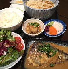 本日の煮魚セット