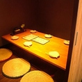 2階の完全個室のお部屋※予約はお早目に!