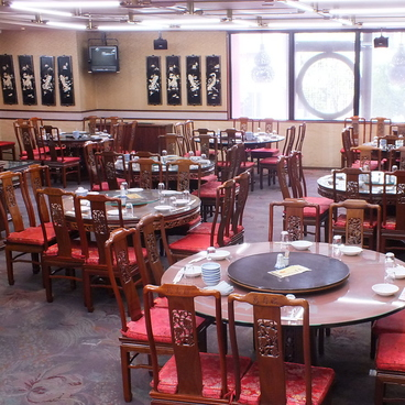 中国料理 萬寿殿の雰囲気1