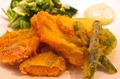 料理メニュー写真魚介のフリット