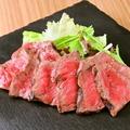 料理メニュー写真茨城県産常陸牛 内もも
