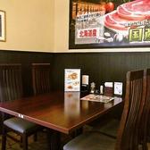 国産牛ステーキ ハンバーグ スエヒロ館 高津店の雰囲気3