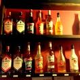 【2階/25名個室】種類多いリキュール!≪お手頃ワイン≫グラス赤・白480円~♪ボトル赤・白2000円~!合計30種以上♪貴方に合うワインが見つかるはず♪♪店内雰囲気もオシャレで、お料理とお酒がよくすすみます!【塚本/居酒屋/バル/ワイン/イタリアン/女子会/宴会/飲み放題/貸切】