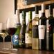 オーガニックワインから世界各国の代表ワインがズラリ♪