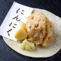 料理メニュー写真【小・各8個】スタミナにんにく餃子