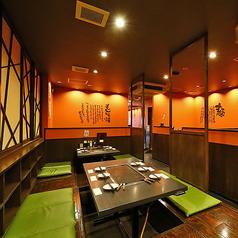 お好み焼きは ここやねん 福知山店の雰囲気1