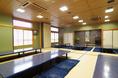 【3階/大広間】座敷でゆったりくつろげる大きな和室です。会社宴会や同窓会に是非♪
