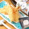 料理メニュー写真海老天ぷら