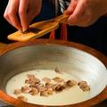 料理メニュー写真トリュフチーズリゾット