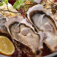 料理メニュー写真殻牡蠣