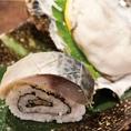 年中新鮮な牡蠣・海鮮を味わえる!その日仕入れた新鮮で旬な食材をお楽しみ頂けます♪高槻でお食事の際はぜひ宇久へ!
