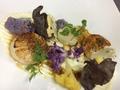 料理メニュー写真《季節限定》ホタテのソテー カリフラワーペスト(写真と異なる場合がございます)
