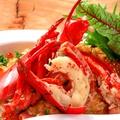 料理メニュー写真オマール海老のリゾット