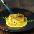 料理メニュー写真本日の鮮魚と季節野菜のサヴァイヨン風グラタン