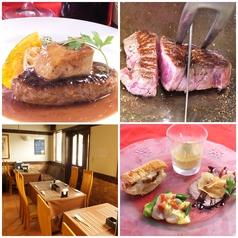 鉄板ステーキ&ハンバ...のサムネイル画像