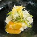 料理メニュー写真お豆冨のゆず味噌田楽