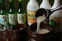 大人気!韓国伝統のお酒マッコリ!