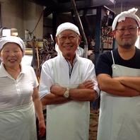 おいしく体に良い、安心安全な豆腐を昔ながらの技法で…