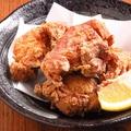 料理メニュー写真国産鶏 唐揚げ