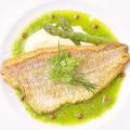 料理メニュー写真本日のシェフおすすめ魚料理