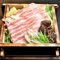 料理メニュー写真奥豊後豚の温泉蒸し