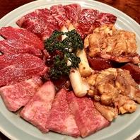 北浜駅で心ゆくまで焼肉を楽しめるコースをご用意!