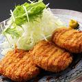 料理メニュー写真牛タンメンチ