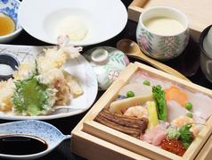 食の異空間 蔵Pura 和膳 風のコース写真