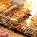 料理メニュー写真ろ組の炭火焼