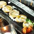 料理メニュー写真知床鶏のハーブロール