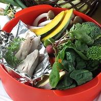 兵庫の地元のお野菜のみを使用しております。