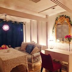 プチ贅沢気分の6名様個室は非日常が味わえる空間。女子会にデートにお勧め♪お誕生会にももってこい