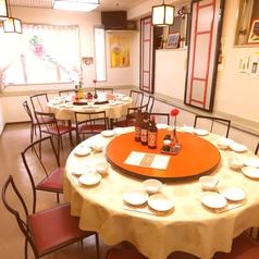 中華料理 金門の雰囲気1