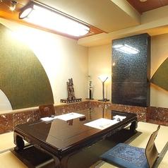 神田の間 お庭の奥の個室です。