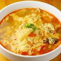 料理メニュー写真クッパ(韓国風スープかけご飯)