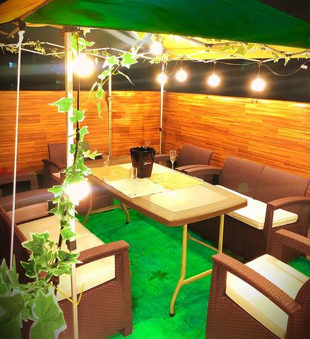 札幌ビアガーデン SKY Garden すすきの店 店舗イメージ4