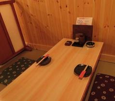 本館3F◆少人数でもお座敷でゆったり座ることができます。