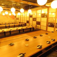 個室居酒屋 酒蔵季 TOKI 赤坂見附店の雰囲気1