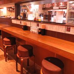 麺や 渡海 八王子店の雰囲気1