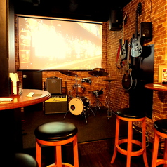 Music Bar Teen Spirits ミュージックバー ティーンスピリッツの雰囲気3