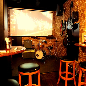Music Bar Teen Spirits ミュージックバー ティーンスピリッツの雰囲気1